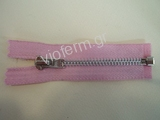 Νο. 4 open end aluminium metal zipper