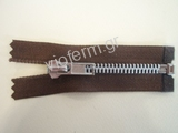 Νο. 5 open end aluminium metal zipper