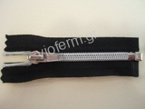 No. 5 polyester nickel plated open end zipper